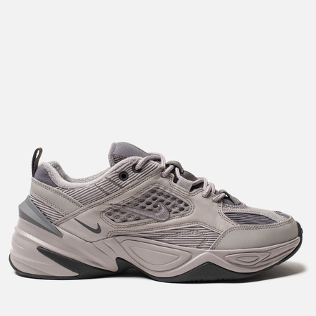 Мужские кроссовки Nike M2K Tekno SP Atmosphere Grey Gunsmoke Dark Grey White 21040719f8a