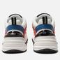 Мужские кроссовки Nike M2K Tekno Summit White/Black/Team Orange фото - 2