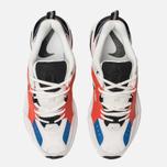 Мужские кроссовки Nike M2K Tekno Summit White/Black/Team Orange фото- 5