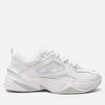 Мужские кроссовки Nike M2K Tekno White/White/Pure Platinum фото- 0