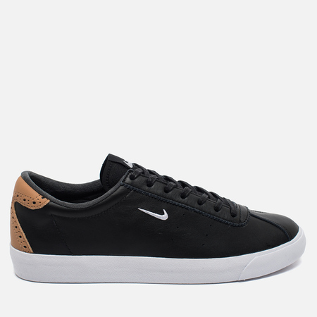 Мужские кроссовки Nike Match Classic Suede Black/White/Vachetta Tan