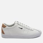 Мужские кроссовки Nike Match Classic Suede White/Vachetta Tan фото- 0