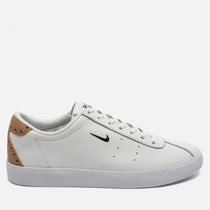 Мужские кроссовки Nike Match Classic Suede White/Vachetta Tan