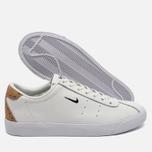 Мужские кроссовки Nike Match Classic Suede White/Vachetta Tan фото- 2
