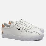 Мужские кроссовки Nike Match Classic Suede White/Vachetta Tan фото- 1