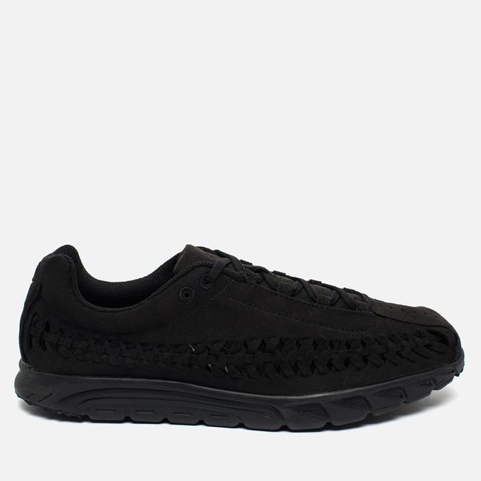 Мужские кроссовки Nike Mayfly Woven Black