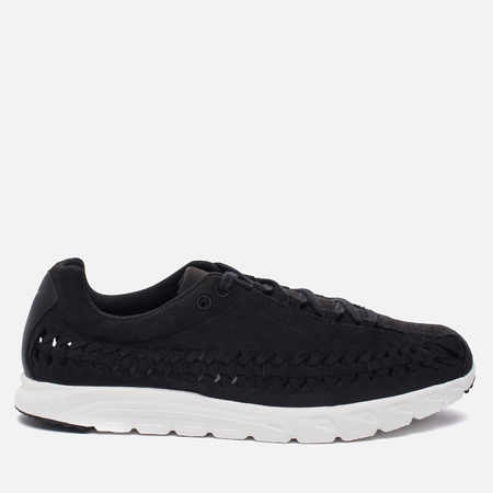 Мужские кроссовки Nike Mayfly Woven Black/Black/Summit White