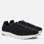 Мужские кроссовки Nike Mayfly Woven Black/Black/Summit White фото- 1