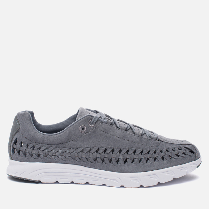 Мужские кроссовки Nike Mayfly Woven Cool Grey/White/Black