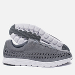 Мужские кроссовки Nike Mayfly Woven Cool Grey/White/Black фото- 2