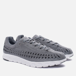 Мужские кроссовки Nike Mayfly Woven Cool Grey/White/Black фото- 1