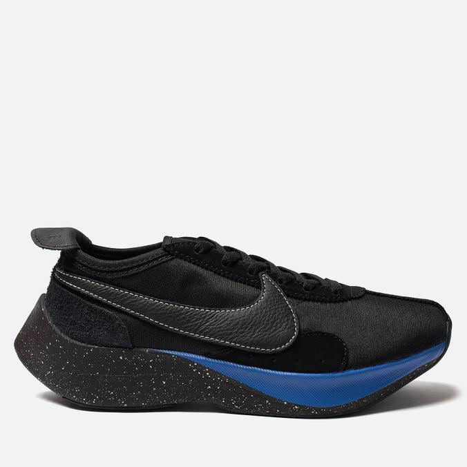 Мужские кроссовки Nike Moon Racer QS Black/Black/White/Racer Blue