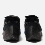 Мужские кроссовки Nike Moon Racer QS Black/Black/White/Racer Blue фото- 3