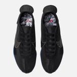 Мужские кроссовки Nike Moon Racer QS Black/Black/White/Racer Blue фото- 5