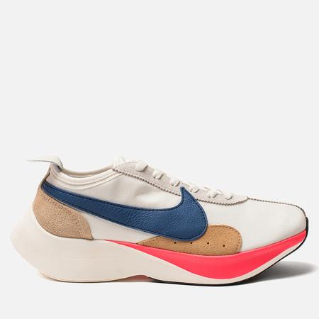 Мужские кроссовки Nike Moon Racer QS Sail/Gym Blue/Solar Red/Praline