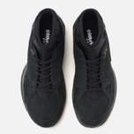 Мужские кроссовки Nike Mowabb OG Black/White/Orange фото- 4