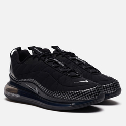 Мужские кроссовки Nike MX-720-818 Black/Metallic Silver/Black/Anthracite