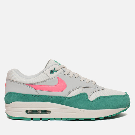 Мужские кроссовки Nike Nike Air Max 1 Summit White/Kinetic Green/Pure Platinum/Sunset Pulse