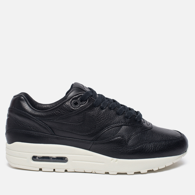 Мужские кроссовки Nike NikeLab Air Max 1 Pinnacle Black/Black/Sail/Black