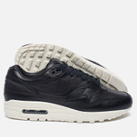Мужские кроссовки Nike NikeLab Air Max 1 Pinnacle Black/Black/Sail/Black фото- 1