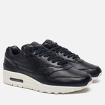 Мужские кроссовки Nike NikeLab Air Max 1 Pinnacle Black/Black/Sail/Black фото- 2
