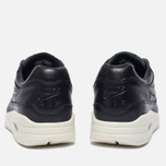 Мужские кроссовки Nike NikeLab Air Max 1 Pinnacle Black/Black/Sail/Black фото- 3