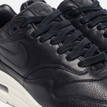 Мужские кроссовки Nike NikeLab Air Max 1 Pinnacle Black/Black/Sail/Black фото- 5