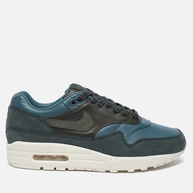 Мужские кроссовки Nike NikeLab Air Max 1 Pinnacle Iced Jade/Sail/Outdoor Green/Cargo Khaki