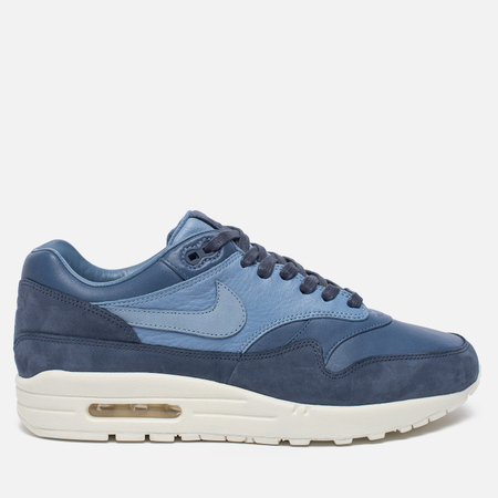 Мужские кроссовки Nike NikeLab Air Max 1 Pinnacle Ocean Fog/Sail/Thunder Blue/Work Blue