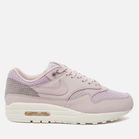 Мужские кроссовки Nike NikeLab Air Max 1 Pinnacle Silt Red/Pearl Pink/Arctic Pink