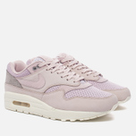 Мужские кроссовки Nike NikeLab Air Max 1 Pinnacle Silt Red/Pearl Pink/Arctic Pink фото- 1