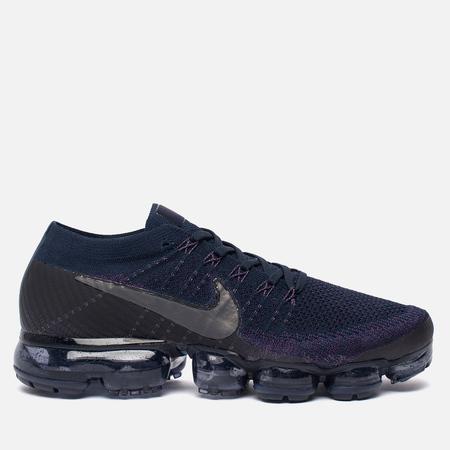 Мужские кроссовки Nike NikeLab Air Vapormax Flyknit College Navy/Dark Grey/Night Purple