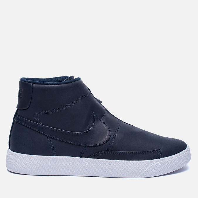 Мужские кроссовки Nike NikeLab Blazer Advanced Obsidian/White