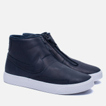 Мужские кроссовки Nike NikeLab Blazer Advanced Obsidian/White фото- 2