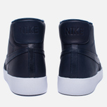 Мужские кроссовки Nike NikeLab Blazer Advanced Obsidian/White фото- 3