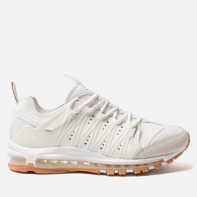 Мужские кроссовки Nike x CLOT Air Max 97 Haven White/Off White/Sail