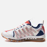 Мужские кроссовки Nike x CLOT Air Max 97 Haven White/Sail/Deep Royal Blue фото- 1