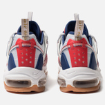 Мужские кроссовки Nike x CLOT Air Max 97 Haven White/Sail/Deep Royal Blue фото- 3
