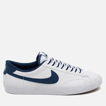 Мужские кроссовки Nike NSW Tennis Classic CS White/Coastal Blue/Gum/Mid Brown