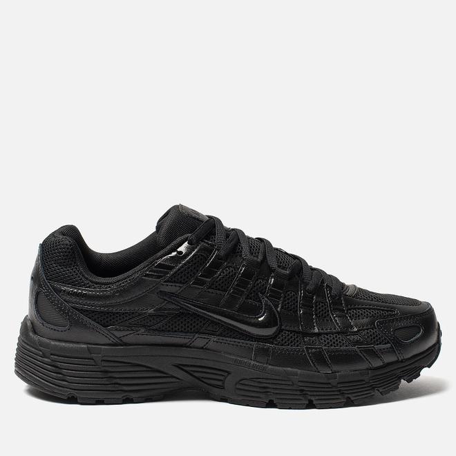 Мужские кроссовки Nike P-6000 Black/Black