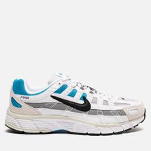 Мужские кроссовки Nike P-6000 White/Black/Laser Blue/Light Smoke Grey фото- 3