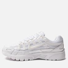 Мужские кроссовки Nike P-6000 White/White/Platinum Tint фото- 1