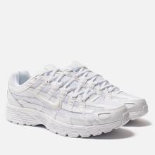 Мужские кроссовки Nike P-6000 White/White/Platinum Tint фото- 2