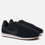 Мужские кроссовки Nike Pre Montreal '17 Premium Black/Black/Baroque Brown/Sail фото- 2