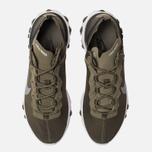 Мужские кроссовки Nike React Element 55 Medium Olive/Cool Grey/Black фото- 5
