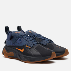 Мужские кроссовки Nike React-Type Gore-Tex Black/Bright Ceramic/Thunder Grey