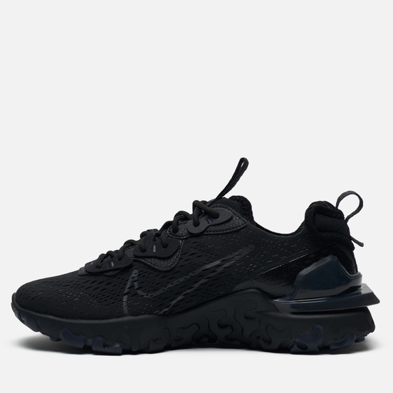 Мужские кроссовки Nike React Vision Black/Anthracite/Black/Anthracite