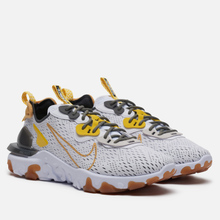 Мужские кроссовки Nike React Vision White/Honeycomb/Iron Grey/Vast Grey фото- 0