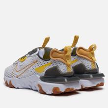 Мужские кроссовки Nike React Vision White/Honeycomb/Iron Grey/Vast Grey фото- 2