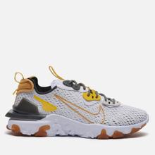 Мужские кроссовки Nike React Vision White/Honeycomb/Iron Grey/Vast Grey фото- 3